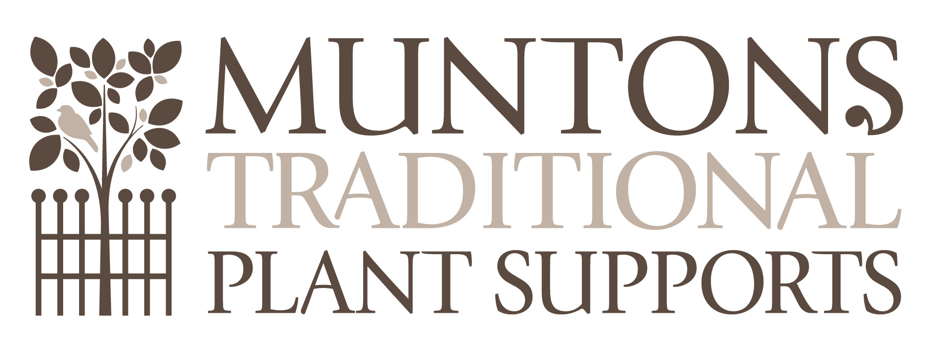 MUNTONS TRADITIONAL PLANT SUPPORTS LTD